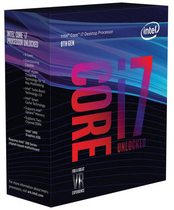 Процессор INTEL - Core i7-8700K 3.7 GHz