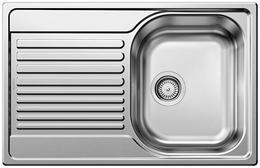 Кухонная мойка BLANCO - TIPO 45 S Compact нерж сталь полированная (513442)