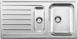 Кухонная мойка BLANCO - LIVIT 6 S нерж сталь полированная (514796)