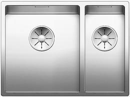 Кухонная мойка BLANCO - CLARON 340-180-IF нержсталь зеркальная полировка (521607)