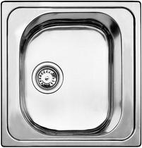 Кухонная мойка BLANCO - TIPO 45-C нержавеющая сталь матовая (516611)