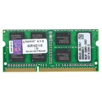 Оперативная память KINGSTON - SO-DIMM 8Gb DDR3L PC12800/1600Mhz Kingston