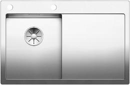 Кухонная мойка BLANCO - CLARON 4S-IF-А нержсталь зеркальная полировка (521624)