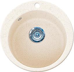 Кухонная мойка GRAN-STONE - GS 45 331 белый