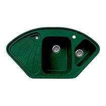 Кухонная мойка GRAN-STONE - GS 14 305 зеленый