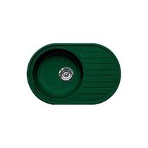 Кухонная мойка GRAN-STONE - GS 18 305 зеленый