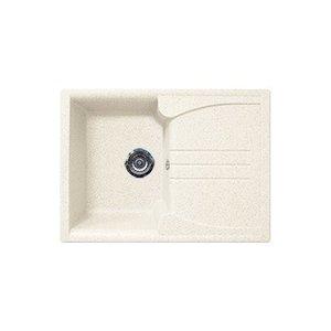 Кухонная мойка GRAN-STONE - GS 40S 331 белый
