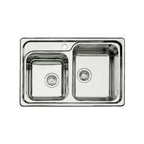 Кухонная мойка BLANCO - CLASSIC 8 нерж сталь c зеркальной полировкой (507543)