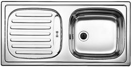 Кухонная мойка BLANCO - FLEX нерж сталь матовая (511917)