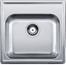 Кухонная мойка BLANCO - LIVIT 45 нерж сталь полированная (514785)