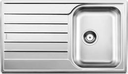 Кухонная мойка BLANCO - LIVIT 45 S Salto нерж сталь полированная (514786)