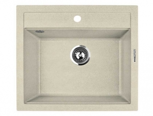 Кухонная мойка LAVA - Q.2 CREMA кремовый