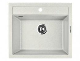 Кухонная мойка LAVA - Q.2 LATTE белый