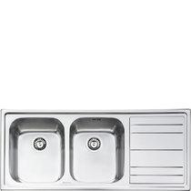 Кухонная мойка SMEG - LE116D-2