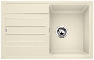 Гранитная кухонная мойка BLANCO - Legra 45S жасмин (522204) (в наличии) ID:NL012747