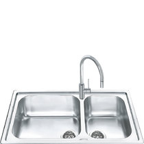 Кухонная мойка SMEG - LGM862-2 (в наличии) ID:SM011563