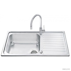Кухонная мойка SMEG - LGMR861