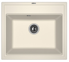 Кухонная мойка FLORENTINA - Липси 600 жасмин FSm