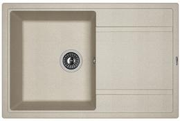 Кухонная мойка FLORENTINA - Липси 780  грей FS