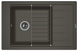 Кухонная мойка FLORENTINA - Липси 780 Р антрацит FSm