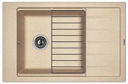 Кухонная мойка FLORENTINA - Липси 780 Р песочный FSm