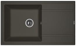 Кухонная мойка FLORENTINA - Липси 860 антрацит FG