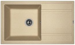Кухонная мойка FLORENTINA - Липси 860 бежевый FG