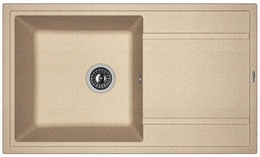 Кухонная мойка FLORENTINA - Липси 860 песочный FG