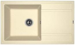 Кухонная мойка FLORENTINA - Липси 860 шампань FG