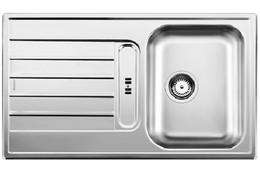 Кухонная мойка BLANCO - LIVIT 45 S нерж сталь полированная (514788)