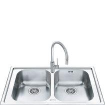 Кухонная мойка SMEG - LL862-2