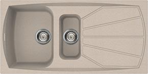 Кухонная мойка SMEG - LSE1015AV-2