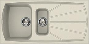 Кухонная мойка SMEG - LSE1015P-2