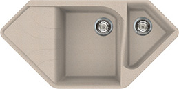 Кухонная мойка SMEG - LSEC102AV-2 (в наличии) ID:SM011616