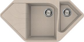 Кухонная мойка SMEG - LSEC102AV-2