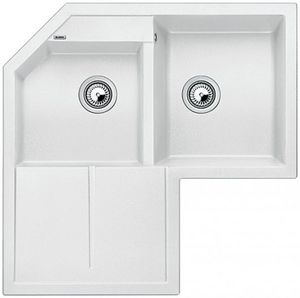 Кухонная мойка BLANCO - Metra 9 E белая (515568)
