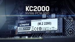 Жесткий диск KINGSTON - SSD 1000 Gb KC2000
