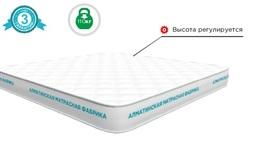 Ортопедический матрас Memory F 200 на 200 см средне жесткосткий и мягкий