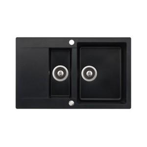 Кухонная мойка AQUASANITA - SQC151-601AW
