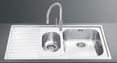 Кухонная мойка SMEG - LM102S