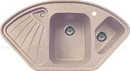 Кухонная мойка GRAN-STONE - GS 14K 302 песочный