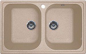 Кухонная мойка GRAN-STONE - GS 15 302 песочный