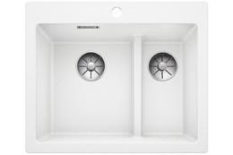 Кухонная мойка BLANCO - PLEON 6 Split белый (521693)