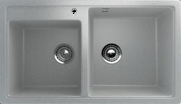 Кухонная мойка GRAN-STONE - GS 85K 309 темно-серый