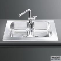 Кухонная мойка SMEG - LPD862