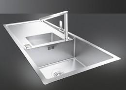Кухонная мойка SMEG - LR102
