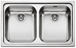 Кухонная мойка SMEG - SP792-2