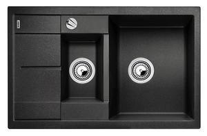 Кухонная мойка BLANCO - Metra 6 S compact - антрацит (513473)