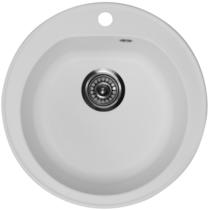 Кухонная мойка ORIVEL - VENERA M белый
