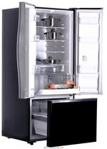 Холодильник HITACHI - R-WB552PU2-GBK